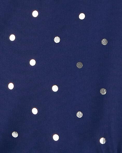 Foil Dot Midweight Jacket