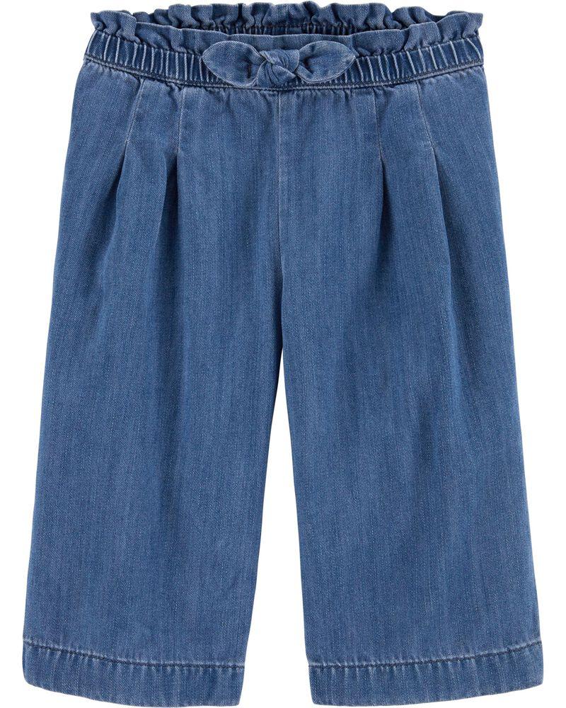 Wide Leg Pants, , hi-res