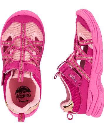 Bump Toe Play Sandals