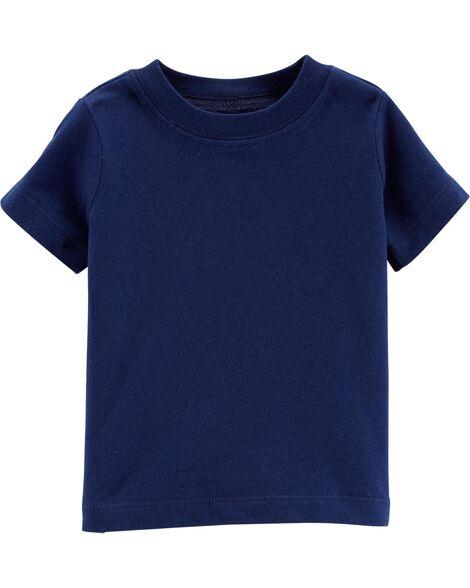 Ensemble 2 pièces t-shirt et salopette courte
