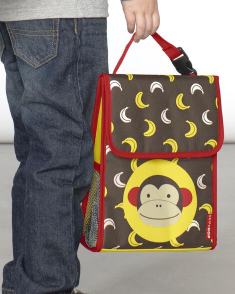 Zoo Insulated Kids Lunch Bag