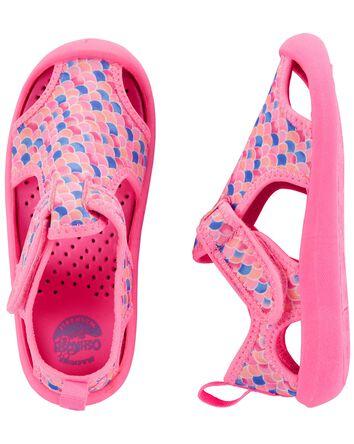 Chaussures d'eau à sirènes