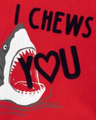 I Heart Chew Jersey Tee, , hi-res