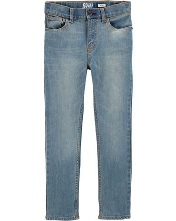 Skinny Jeans - Tumbled Light Wash