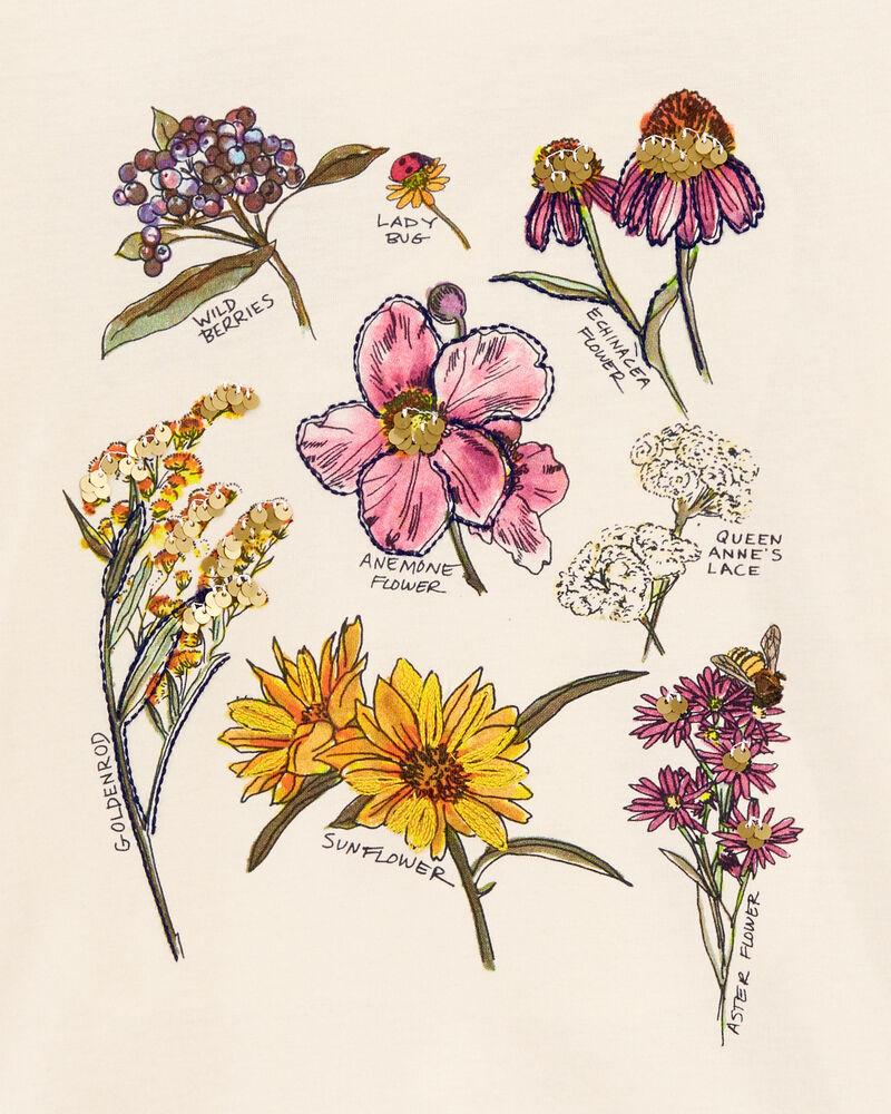 Flora Tee, , hi-res