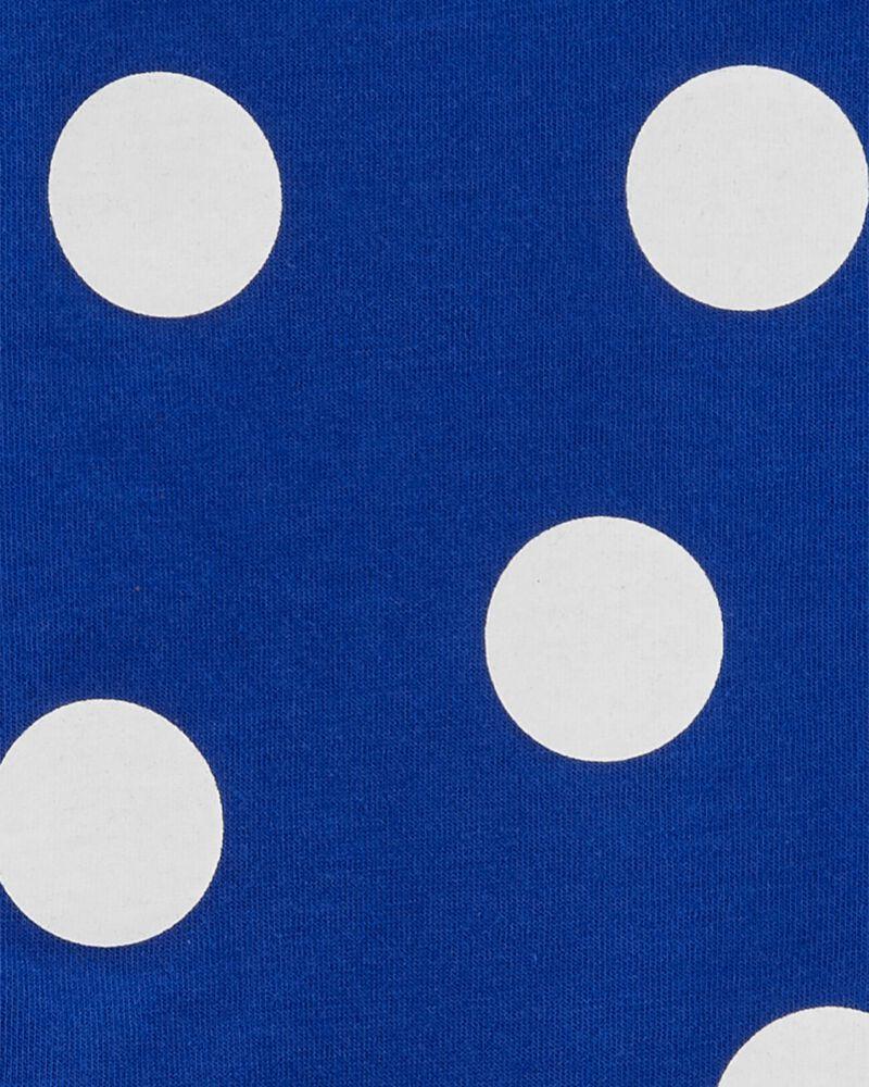 2-Piece Polka Dolka Bodysuit Pant Set, , hi-res