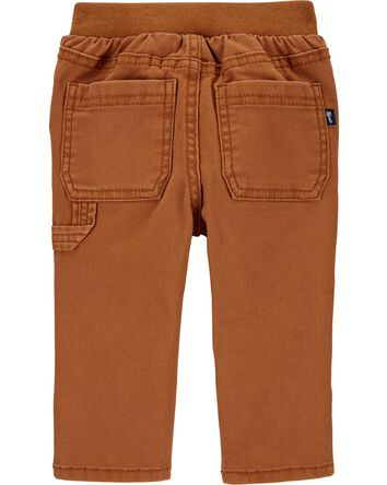 Knee-Patch Carpenter Pants
