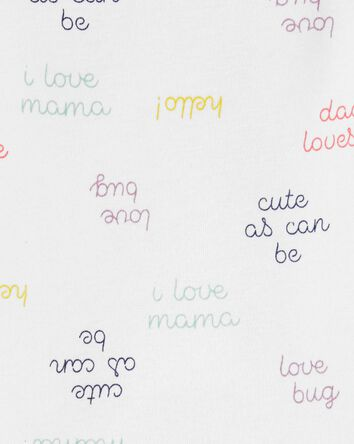 Love Mama Original Bodysuit