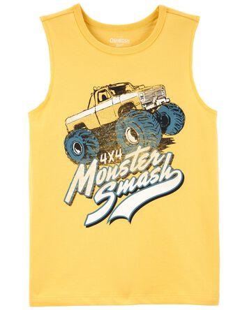 Monster Truck Tank