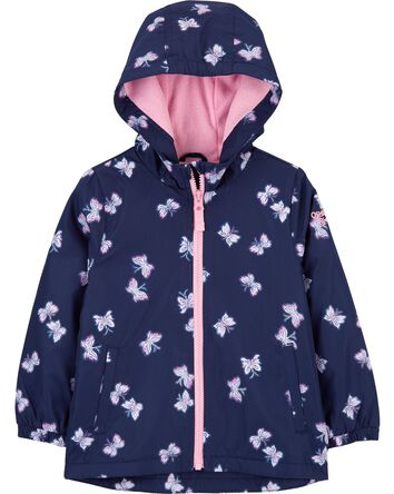Colour Changing Butterfly Fleece-Li...