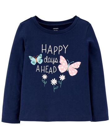 T-shirt en jersey Happy Days