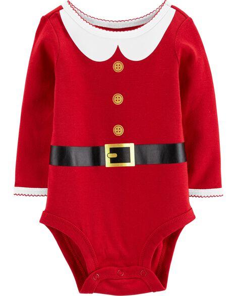 3-Piece Santa Suit outfit