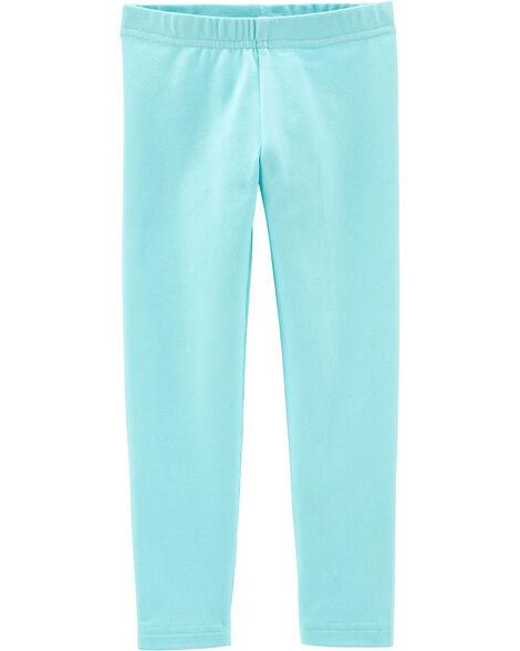 Legging turquoise