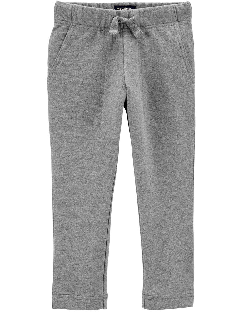 French Terry Pants, , hi-res