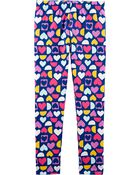 Heart Leggings, , hi-res