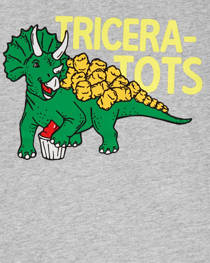 Dinosaur Tater Tots Jersey Tee, , hi-res