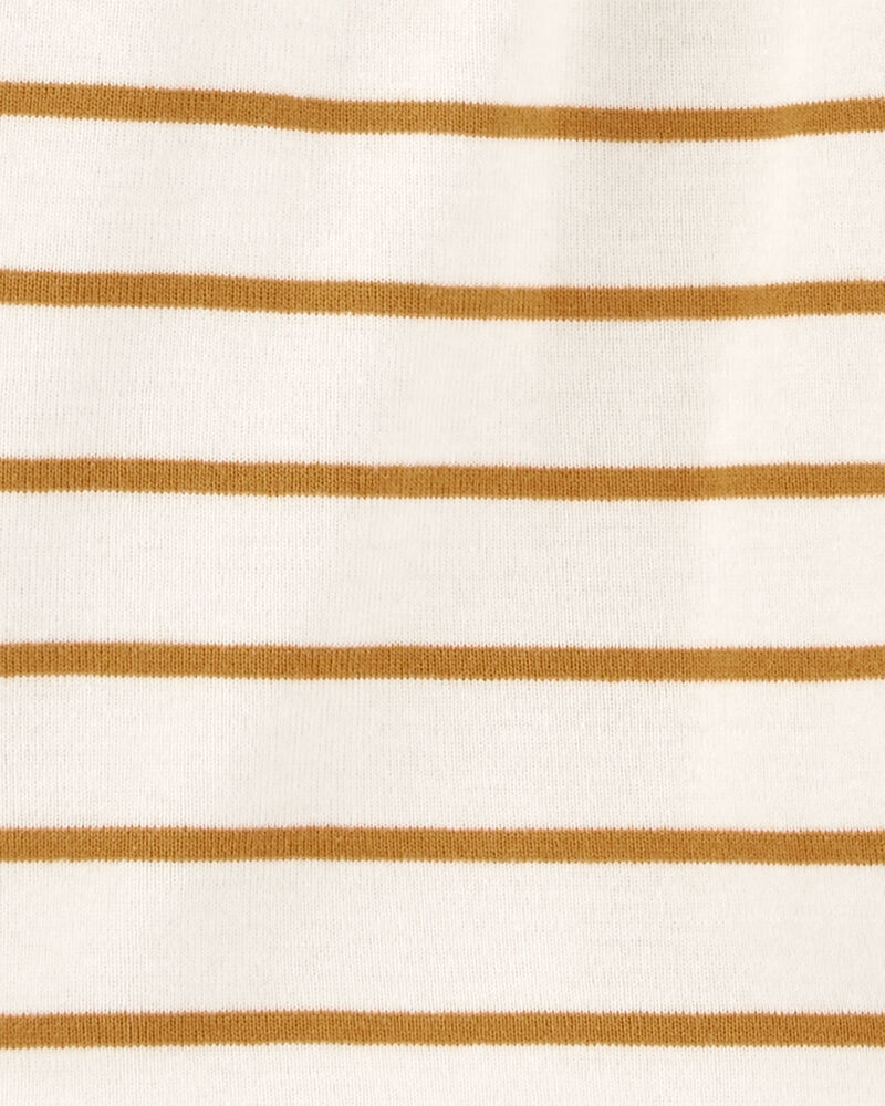 Striped Turtleneck, , hi-res