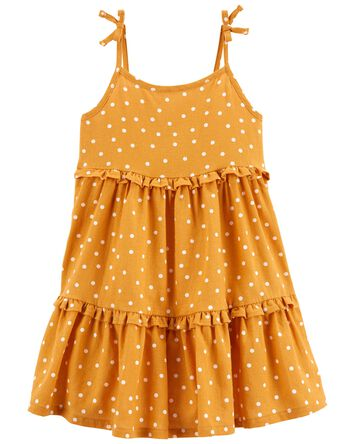 Tiered Ruffle Sun Dress