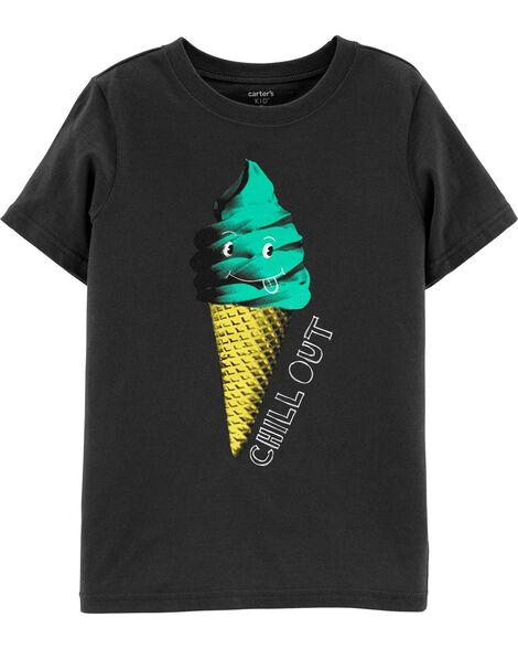 Ice Cream Jersey Tee