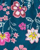 Floral Linen Tank, , hi-res