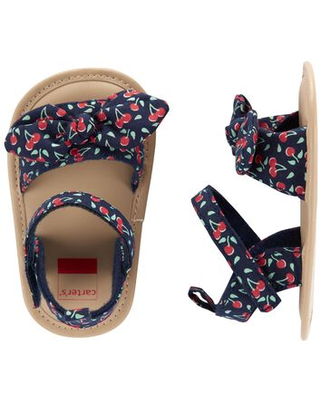 Cherry Sandals Baby Shoes