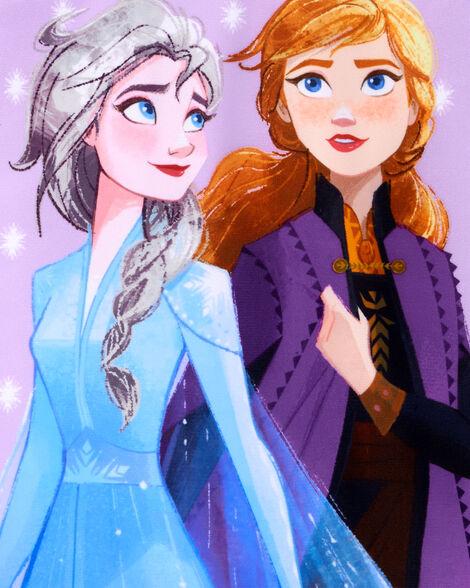 Ensemble maillot dermoprotecteur La reine des neiges 2 de Disney