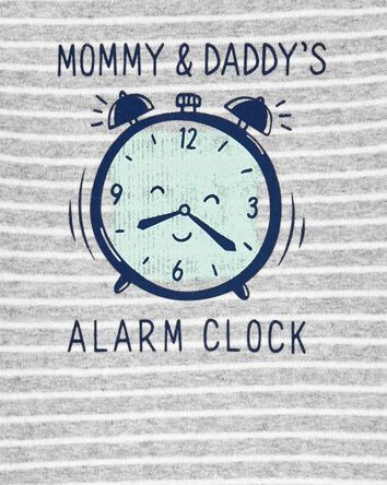 Alarm Clock Original Bodysuit