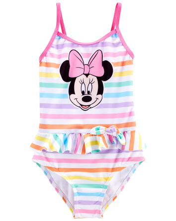 1-Piece Minnie Mouse Swimsuit