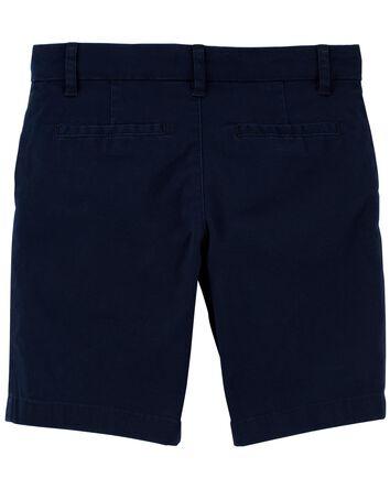 Pantalon d'uniforme en coutil exten...