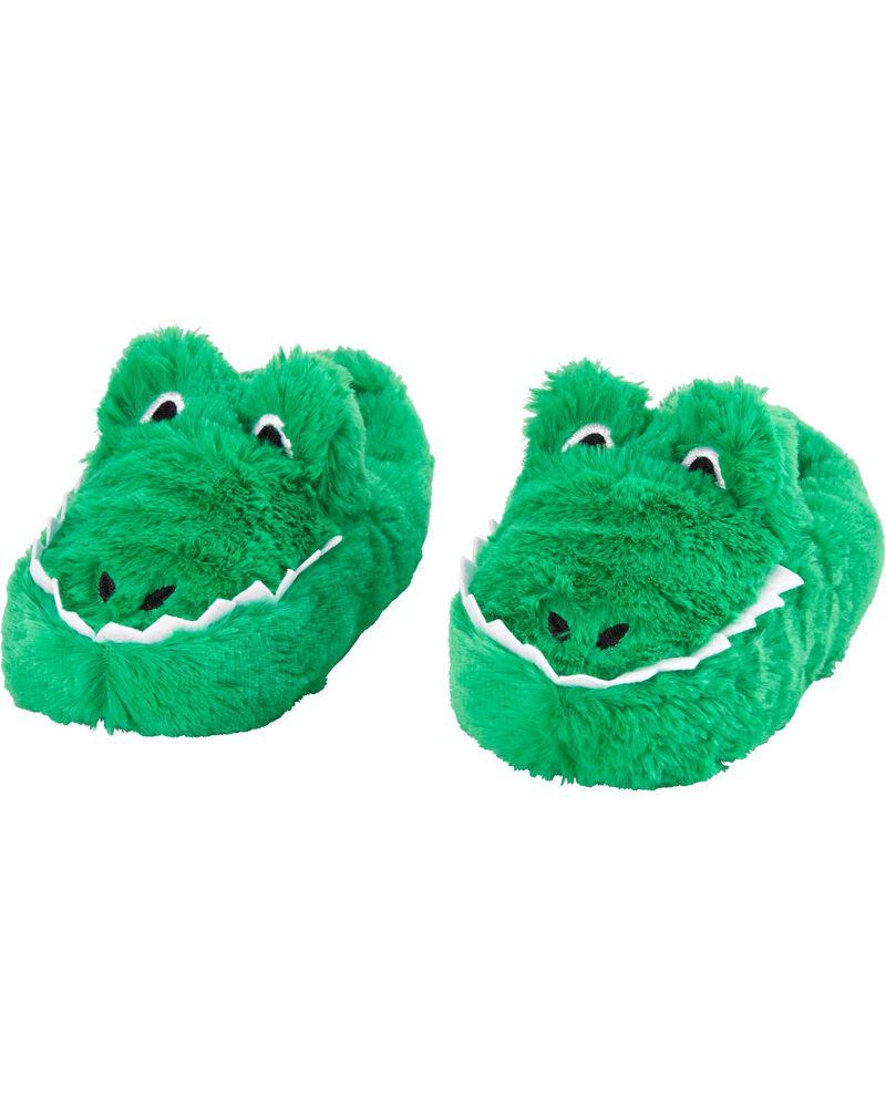 Pantoufles à alligator, , hi-res