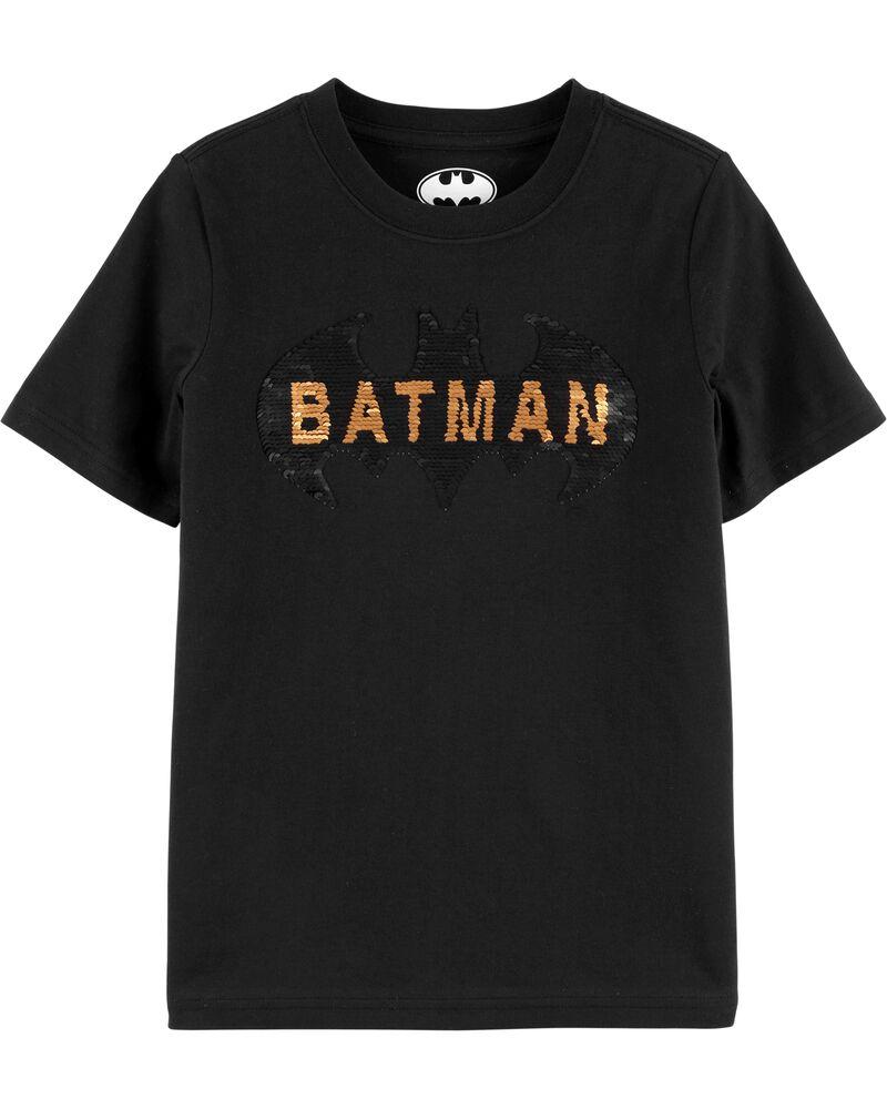 Batman Flip Sequin Tee, , hi-res