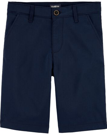 Moisture Wicking Chino Shorts