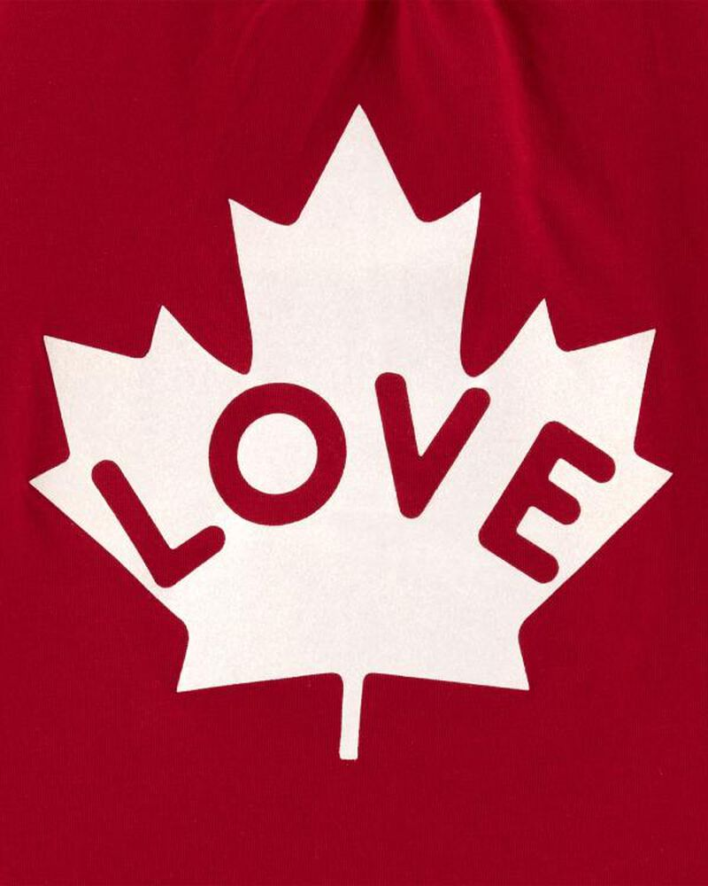 Canada Day Love Tee, , hi-res