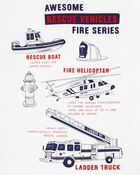 Rescue Vehicles Jersey Tee, , hi-res