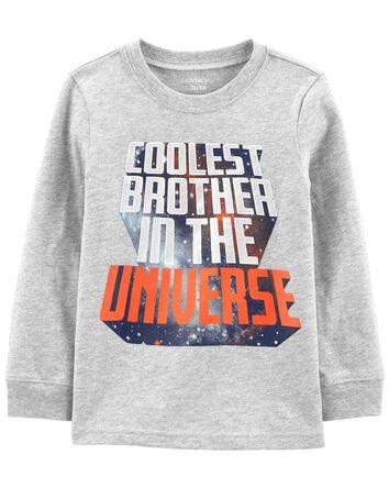 T-shirt en jersey Brother