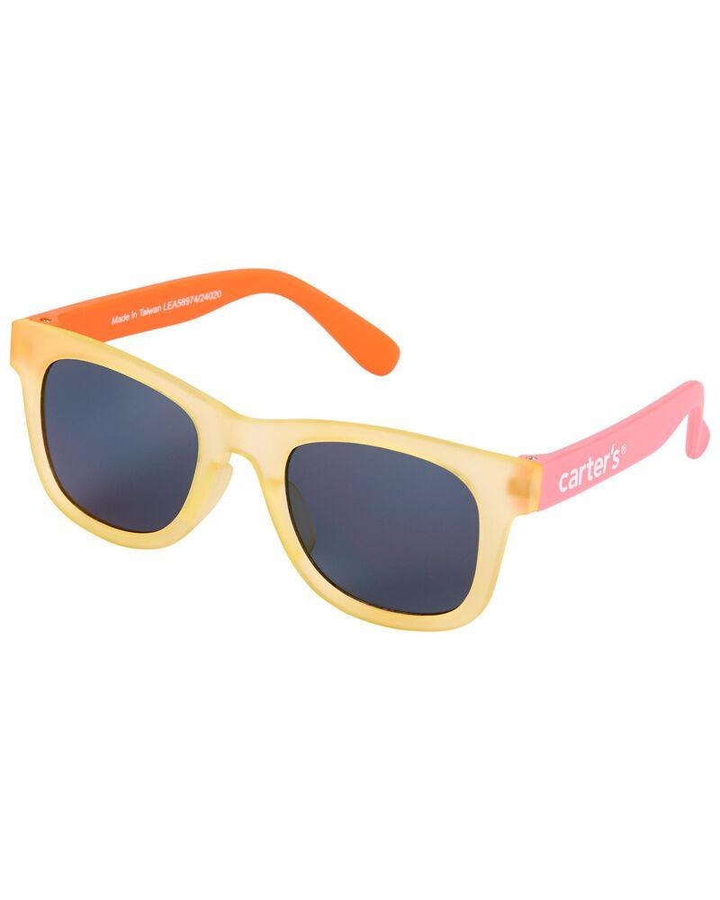 Colourblock Classic Sunglasses, , hi-res