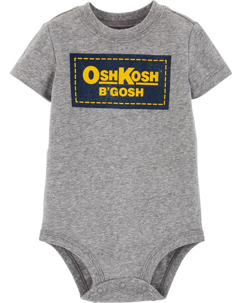 B'gosh Family Matching Bodysuit For Baby, , hi-res