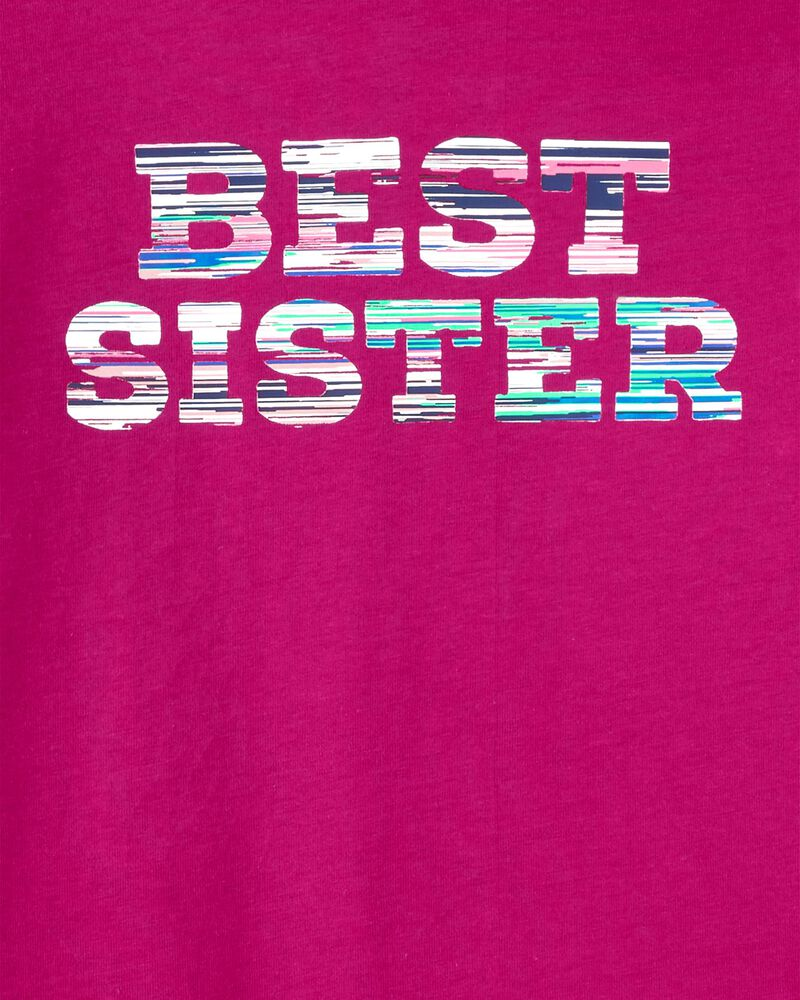 Sister Hooded Jersey Tee, , hi-res