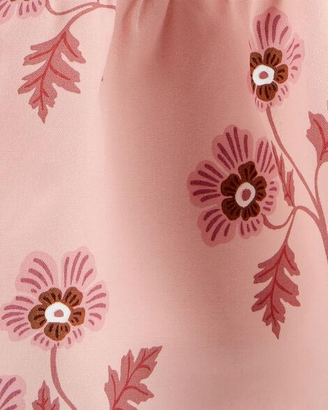 Floral Tiered Flowy Dress