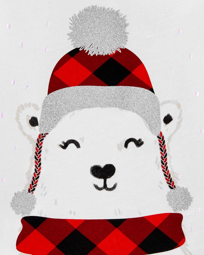 Polar Bear Jersey Tee, , hi-res