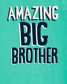 T-shirt en jersey Big Bro, , hi-res