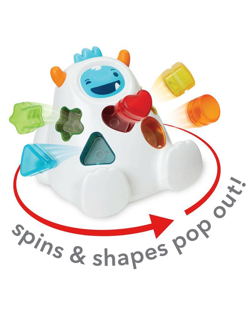 Explore & More™ Sort & Spin Yeti, , hi-res