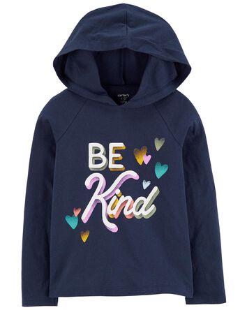 Be Kind Hooded Tee