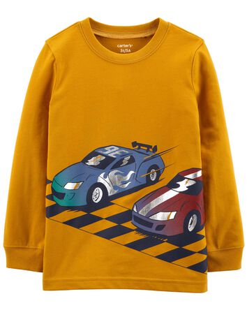 Cars Jersey Tee
