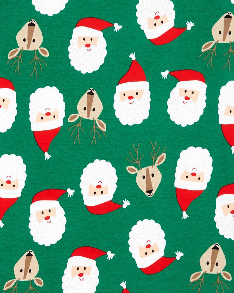 Pyjamas 2 pièces en coton ajusté pour adulte, , hi-res