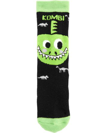 Kombi Sam The Dinosaur Socks