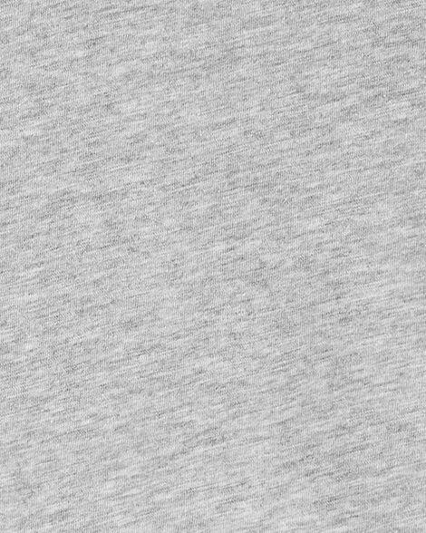 Ensemble 2 pièces polo en jersey flammé et short à motif écossais