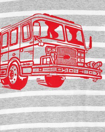 Firetruck Jersey Tee