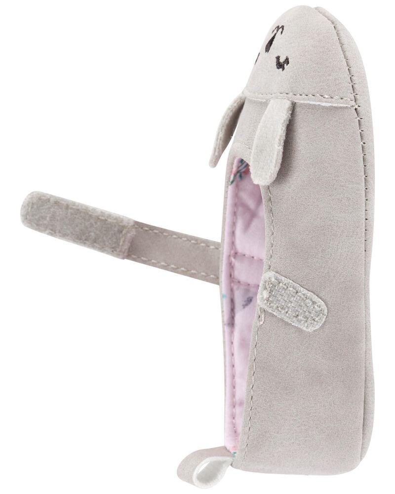 Chaussures de style Charles IX pour bébés à lapin , , hi-res