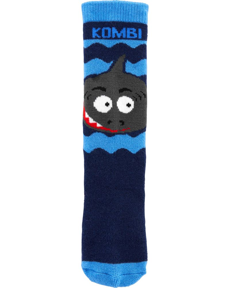 Kombi Spooky The Shark Socks, , hi-res